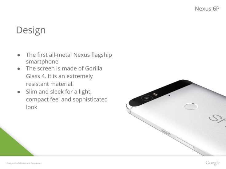 Huawei-Nexus-6P-presentation-slides