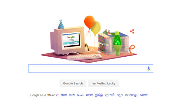 google birth day