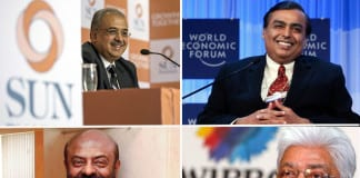 india's top 10 richest person