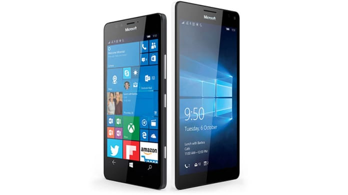 Lumia 950 and Lumia 950 XL