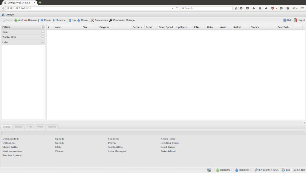 Raspberry Pi Torrent Downloader -techcresendo
