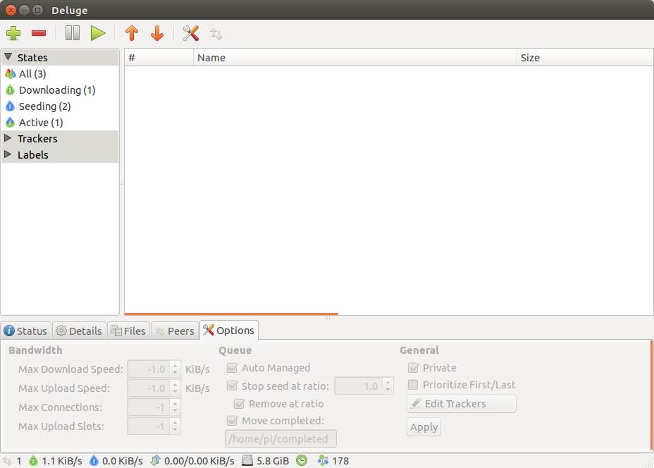 Raspberry Pi Torrent Downloader-techcresendo