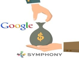 Messaging Startup Symphony gets $100 million from Google