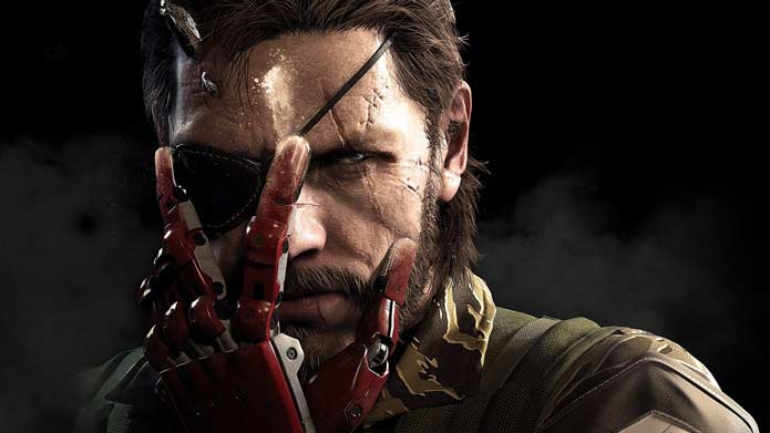 Top 10 Best Xbox Video Games -MGSV: The Phantom Pain