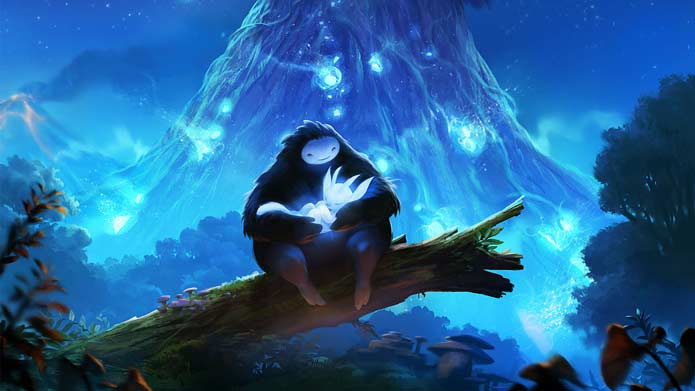 Top 10 Best Xbox Video Games - Ori and the Blind Forest