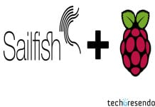 Sailfish OS on Raspberry Pi - SailPi