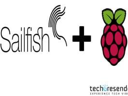 Sailfish OS on Raspberry Pi - SailPi