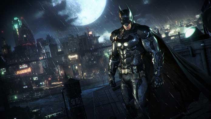 Top 10 Best Xbox Video Games -Batman: Arkham Knight
