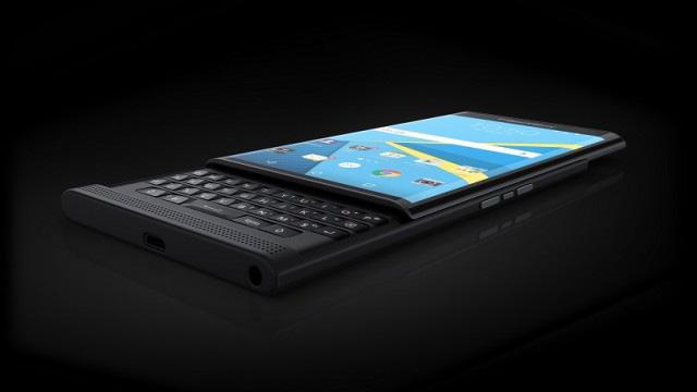 BlackBerry priv pre orders open in UK -techcresendo