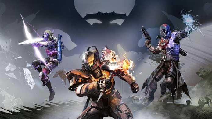 Top 10 Best Xbox Video Games -Destiny the taken king