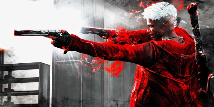 Top 10 Best Xbox Video Games -Devil may cry definitive edition