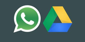 Backup Your WhatsApp On Google Drive