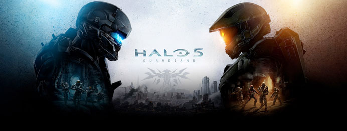 HALO 5: GUARDIANS -Latest technology game-techcresendo