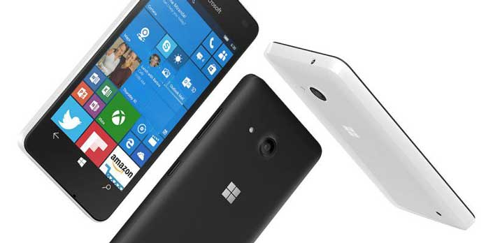 Microsoft Lumia 550 Launched at Rs 9,399 in India