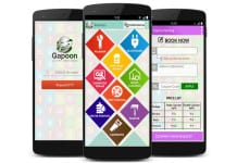 Gapoon - get it done. anytime. anywhere.