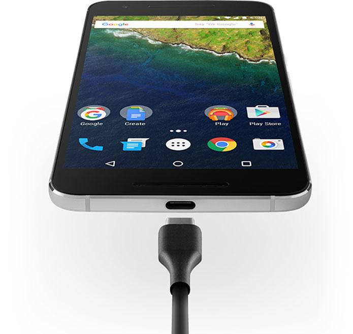 128GB Nexus 6P