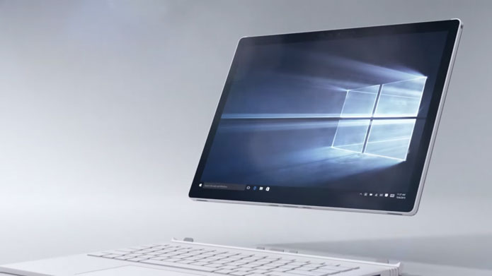 Microsoft announces Surface Book : Looks Like the Ultimate Hybrid PC