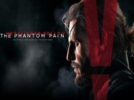 Top 10 Best Xbox Video Games- MGSV: The Phantom Pain
