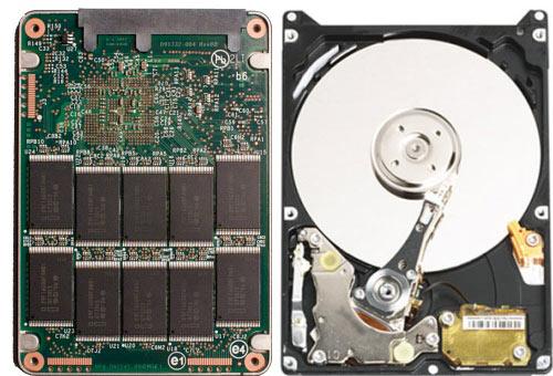 SSD (Solid-State Drive) -techcresendo