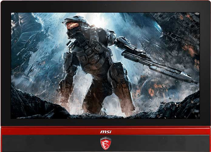 MSI Gaming 27t -World's Most Powerful All-In-One Gaming PC