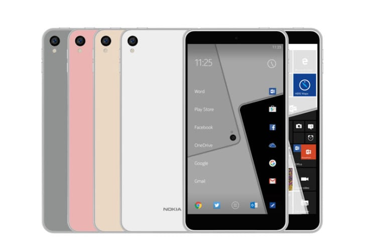 Nokia D1C Android phone Nokia C1 Nokia D1C Android Smartphone with 3G RAM, Nougat spotted on Geekbench, Revealing Specifications Nokia Android Smartphones