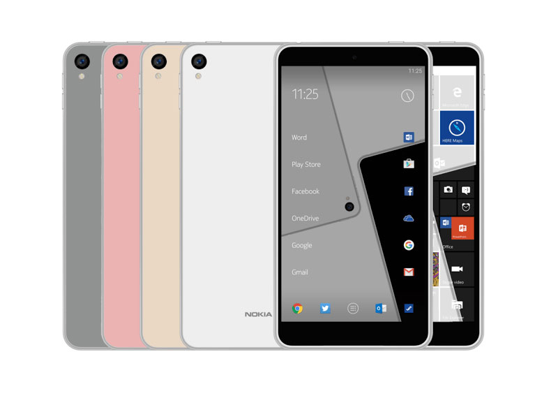 Four New Nokia Android Smartphones To Launch In 2017 Techcresendo