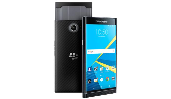BlackBerry Priv -techcresendo