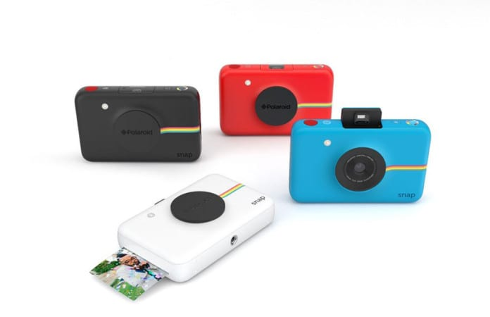 Polaroid Snap Camera – inkless photo-printing camera
