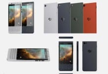 BlackBerry Vienna is BlackBerry's second Android Smartphone