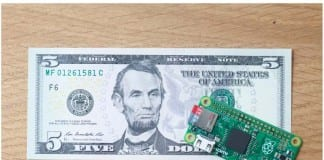 Raspberry Pi Zero – Raspberry Pi's latest micro-computer costs just $5