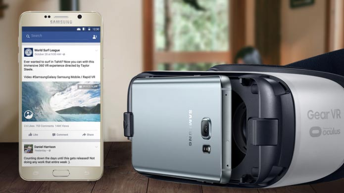 Facebook brings 360-degree video support to iOS and Gear VR- techcresendo
