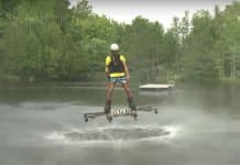 Omni Hoverboard – A hoverboard that actually flies - Alexandru Duru