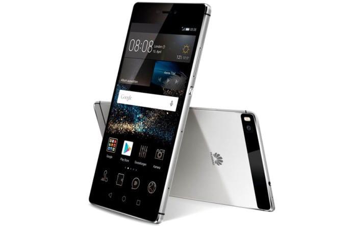 Huawei P9 and Huawei P9 Max smartphone