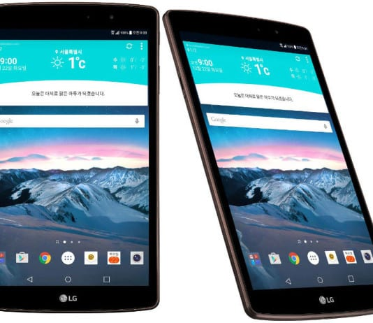 LG G Pad II 8.3 LTE Tablet With SD 615, 8-MP Camera Launched