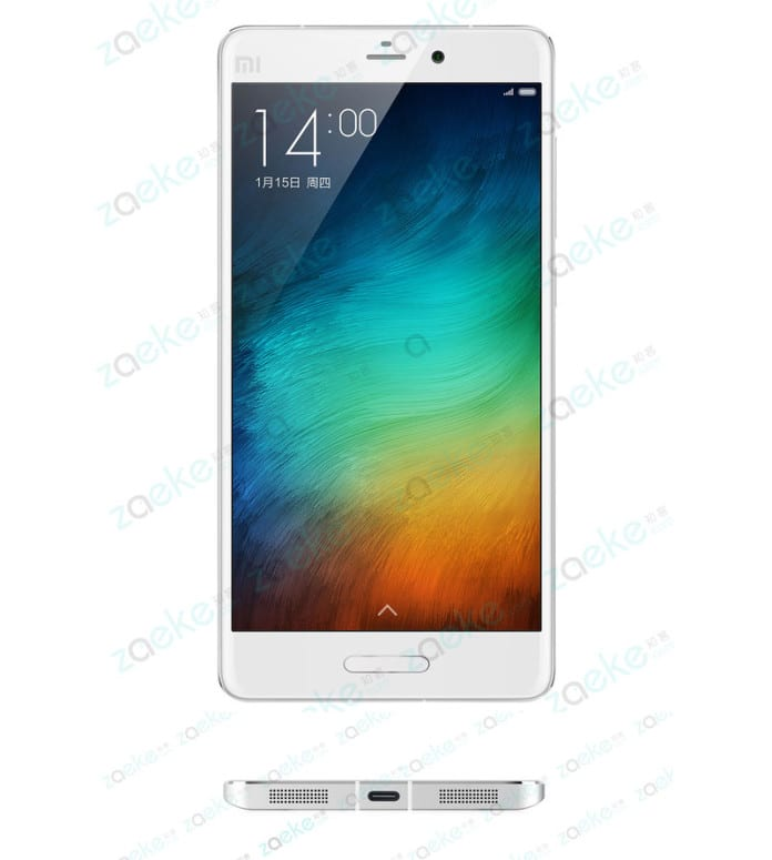 Xiaomi Mi 5 Render, Spec-List And Pricing Info Surface