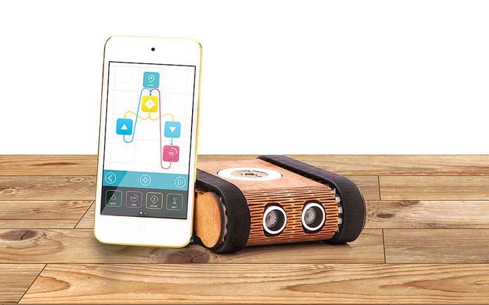 Codie Robot Toy Robot -techcresendo