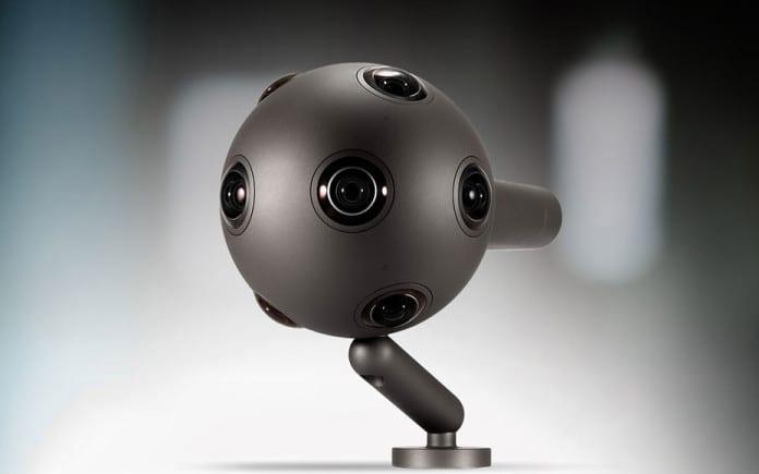 Nokia's OZO Virtual Reality Camera