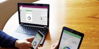 Microsoft PowerApps – lets you create business apps without coding