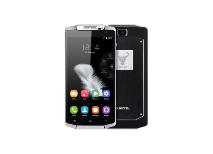 Oukitel K10000 with 10000mAh battery
