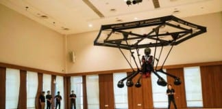 Snowstorm – a personal flying machine