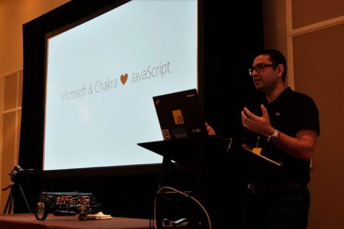 ChakraCore -Microsoft to Open Source its JavaScript engine