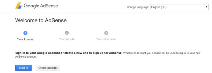 Google AdSense on your blog