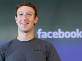 Mark Zuckerberg is now sixth richest man on the Earth