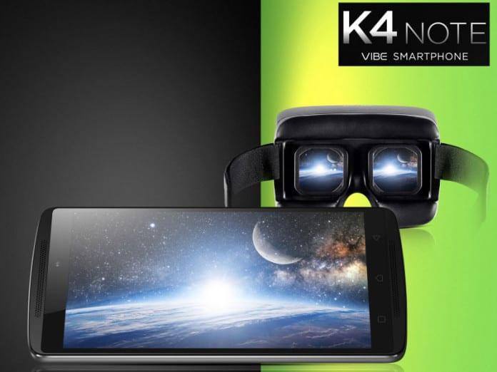 Lenovo K4 Note smartphone Lenovo Vibe K4 Note Review