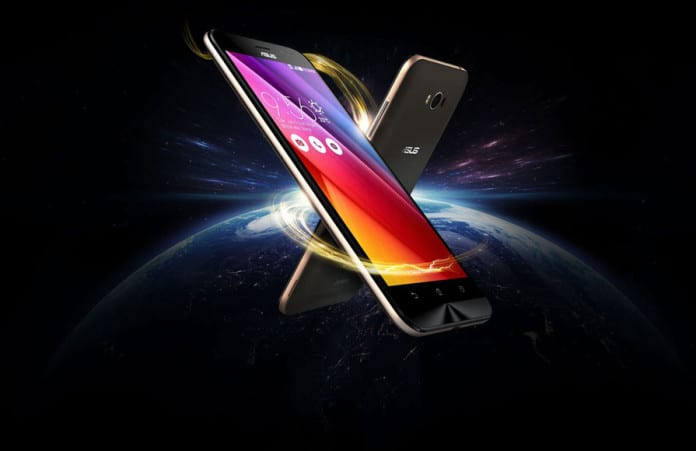 Asus ZenFone Max With 5000mAh Battery