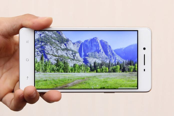 Oppo F1 and Oppo F1 Plus smartphone