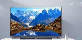 Xiaomi launches Mi TV 3 with a 70-inch 4K display