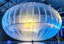 Google's Project Loon Internet Balloon Crashes in Sri Lanka