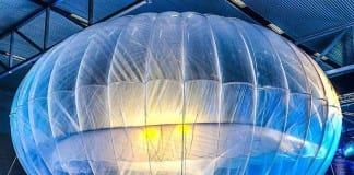 Google's Project Loon Internet Balloon Crashes in Sri Lanka