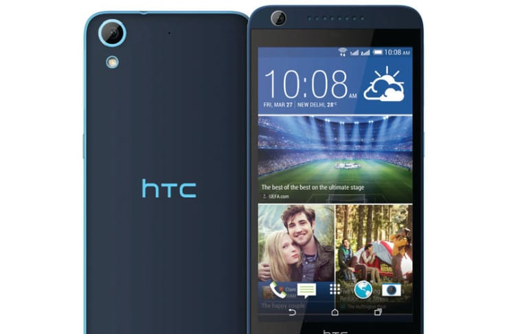 HTC Desire 626 Dual SIM smartphone launched in India at Rs 14,990